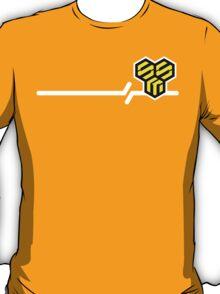 Macross Frontier SMS Civilian Military Provider T-Shirt