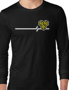 Macross Frontier SMS Civilian Military Provider Long Sleeve T-Shirt