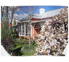 Spring Garden, Longford Poster