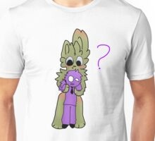 Springtrap and Purple Guy Unisex T-Shirt