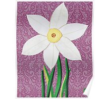 Narcissus pseudonarcissus Poster