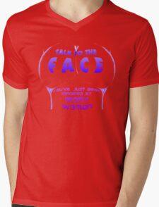IRONY WOMAN Mens V-Neck T-Shirt