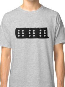 666 Black Classic T-Shirt