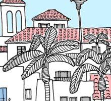 San Diego Old Town Sticker