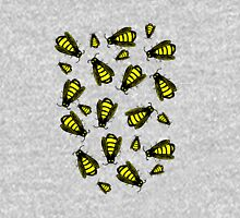 Bees at Work Unisex T-Shirt