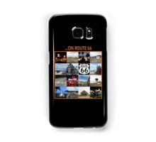 ...on Route 66 Samsung Galaxy Case/Skin