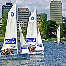 Pacer Race to the Buoy by TonyCrehan