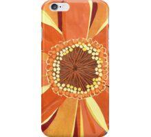 Zinnia elegans iPhone Case/Skin