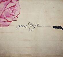 Goodbye by Denise Abé
