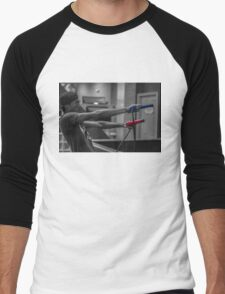 Shoot Em' Up Men's Baseball ¾ T-Shirt