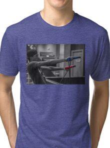 Shoot Em' Up Tri-blend T-Shirt