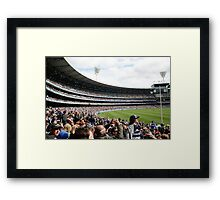Sixty Nine Thousand Framed Print
