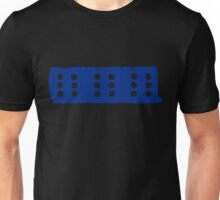 666 Blue Unisex T-Shirt