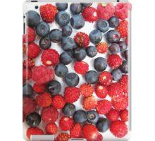 Summer Berries iPad Case/Skin