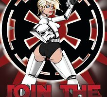 Join the Empire! by bendiistraw