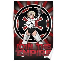 Join the Empire! Poster