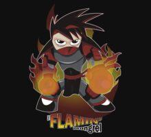 The Flamin Mongrel by DrewBird