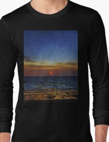 Heaven Is On The Way Long Sleeve T-Shirt