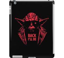 Y-800 iPad Case/Skin