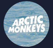 Arctic Monkeys - Water Circle Kids Tee