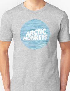 Arctic Monkeys - Water Circle T-Shirt