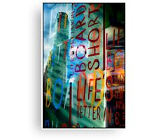 Life's Better In Board Shorts Canvas Print