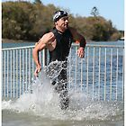 Kingscliff Triathlon 2011 Swin leg P484 by Gavin Lardner