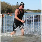 Kingscliff Triathlon 2011 Swin leg P485 by Gavin Lardner