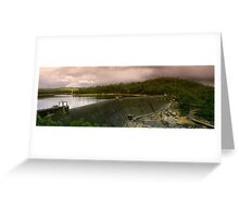 Collie Dam - Western Australia  Greeting Card