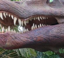 Spinosaurus Jurassic Park Sticker