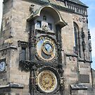 Astronomical clock by machka