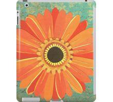 Gerbera jamesonii iPad Case/Skin