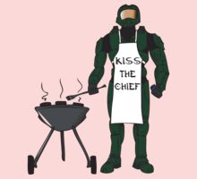 Kiss The Chief Kids Clothes
