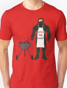 Kiss The Chief T-Shirt