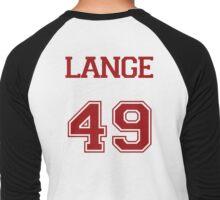 Lange Varsity Men's Baseball ¾ T-Shirt