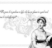 Austen:Pleasure by Moonandsixpence