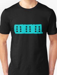 666 Cyan T-Shirt