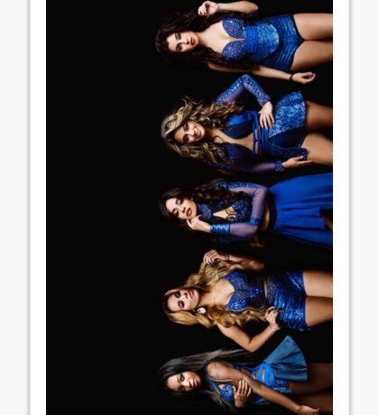Fifth Harmony Reflection Tour Sticker