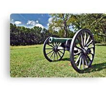 Wheels of Production - War Canvas Print