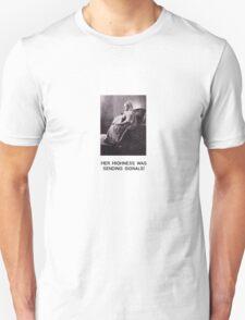Sending Signals  Unisex T-Shirt