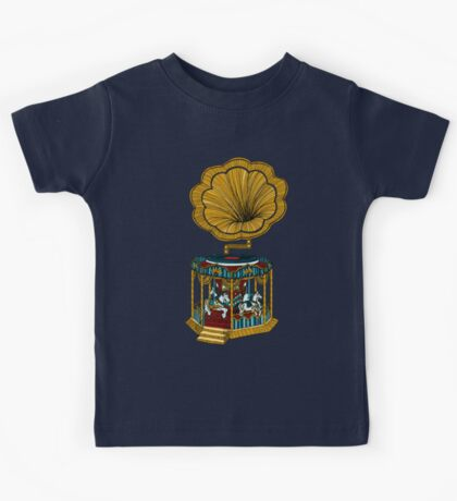 Carousel Player Kids Tee