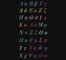 Greek Alphabet by joancaronil