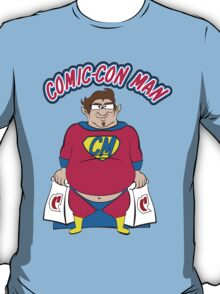 Comic-Con Man T-Shirt