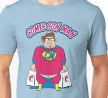 Comic-Con Man Unisex T-Shirt