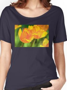 Pair of Tulips Women's Relaxed Fit T-Shirt