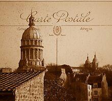 Notre-Dame de Boulogne, France by buttonpresser