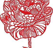 rose'red by kk3lsyy