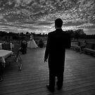 Watching from Afar...  by Jeremy  Jones