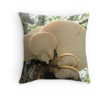 Porous~a~saurus Throw Pillow