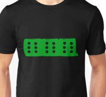 666 Green Unisex T-Shirt